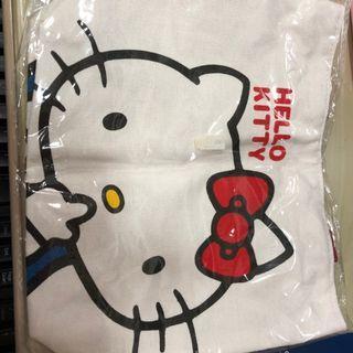 全新 Hello Kitty 環保袋 2個