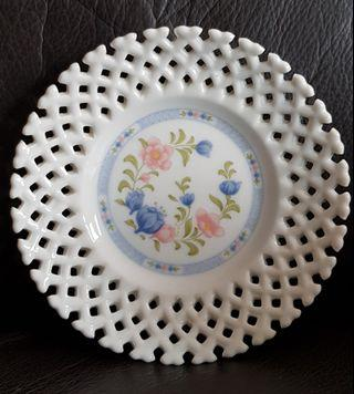 RAYA PROMOTION Keito floral plate