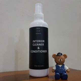 Interior Cleaner & Conditioner (Obat Poles Mobil)