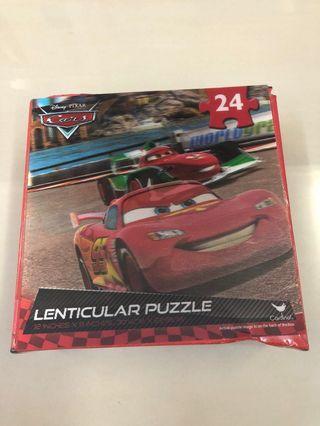 Lenticular puzzle - Disney Pixar 24pcs