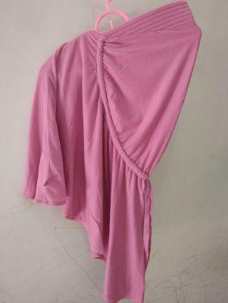 #Mauvivo Bergo pink serut