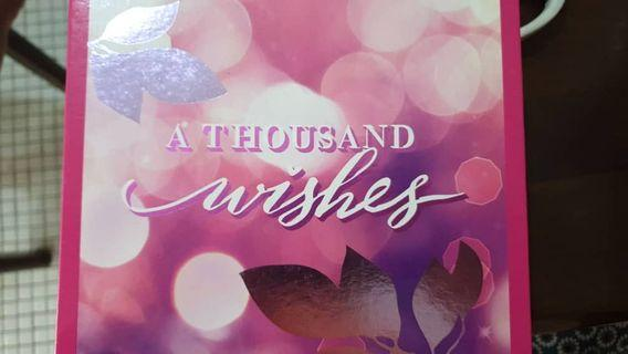 Bath and Body Works A Thousand Wishes