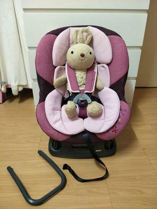 🚚 代友售>奇哥-花與蝴蝶雙向旗艦安全座椅/汽座