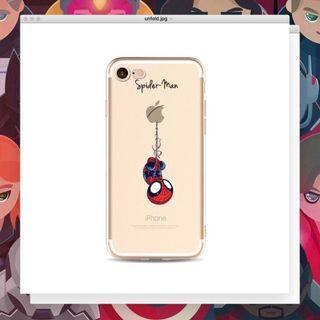 #RayaPhone Spiderman Phone Case