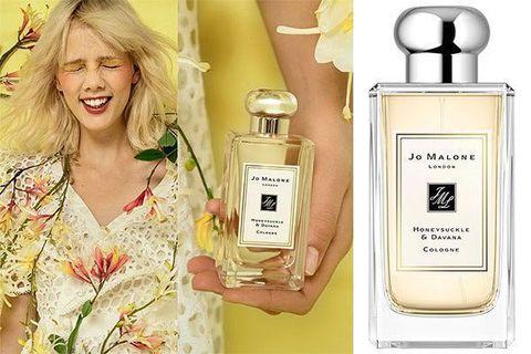 🚚 Jo Malone Honeysuckle & Davana Cologne