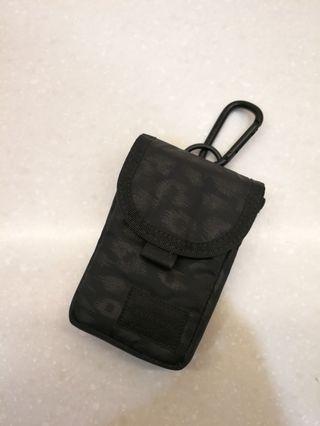 HEAD PORTER BLACK BEAUTY Leopard iPod Phone case