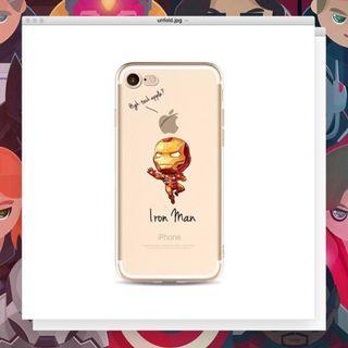 #RayaPhone Ironman Phone Case
