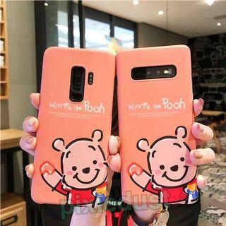 winnie the pooh phone casing [ SAMSUNG ]
