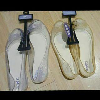TLTSN Jelly Shoes