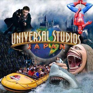 日本環球影城 大阪環球影城 USJ Universal Studio Japan B門票 小童一張