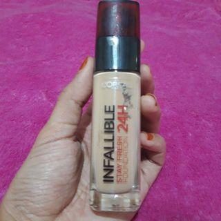 Infallible stay fresh foundation 24H