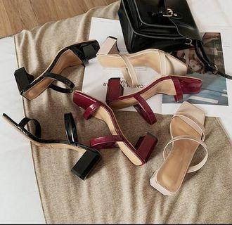 Midi Heels 🔥best selling 🔥