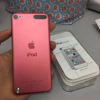Ipod Touch 5th Generation 64GB Pink