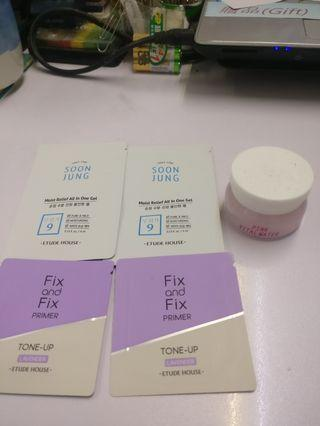 包郵Etude House sample set