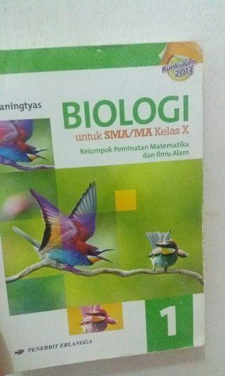#mauvivo buku biologi
