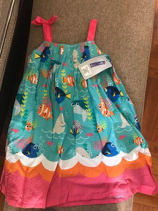 Disney Nemo summer dress