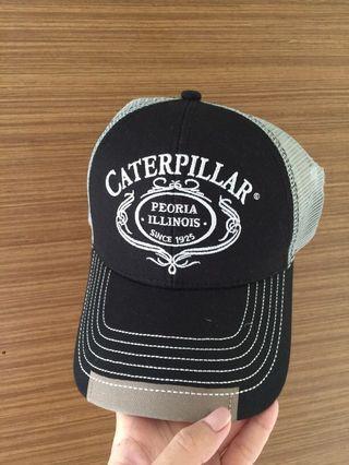 🚚 Authentic Caterpillar Cap (Fast sale)