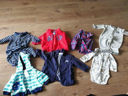 Newborn baby clothes (0-3 months)