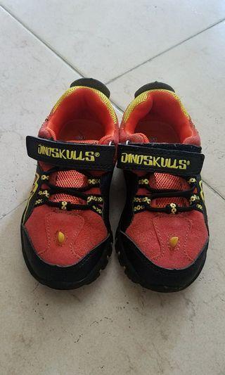 小童閃燈鞋 恐龍圖案