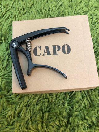 全新移調夾new capo