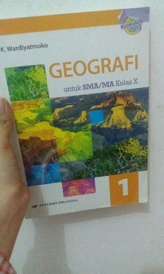 #mauvivo buku geografi