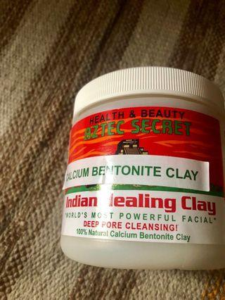 Authentic! Aztec Indian Healing Clay