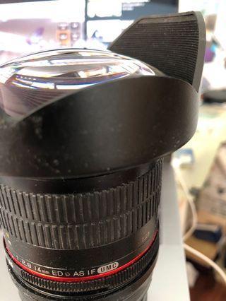 Samyang 14mm f2.8