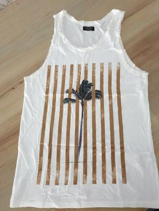 Authentic: ZARA MEN Singlet (Size S)*