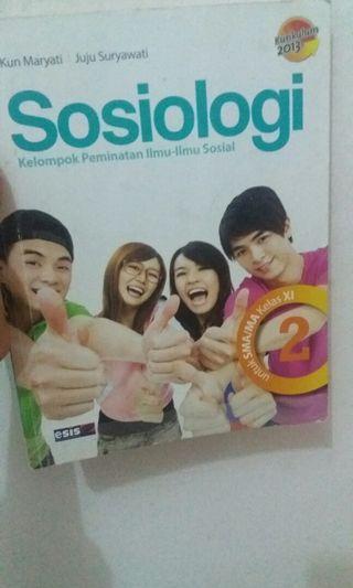 #mauvivo buku sosiologi