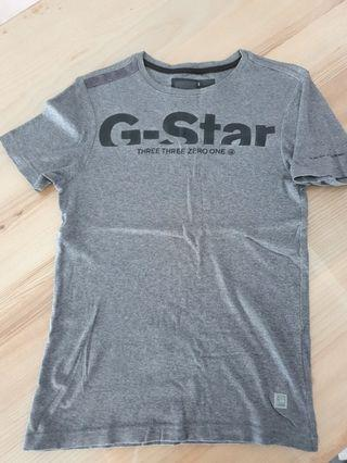 Authentic: G-Star Dark Grey Tee (Size S)*