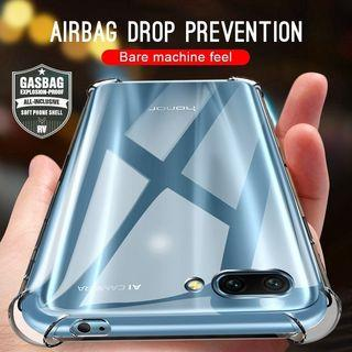 🚚 Transparent Airbag case for Huawei mate 20 pro