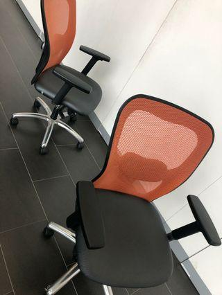 Office Chair / Mesh Chair for sale (3 Pcs) @$25 each