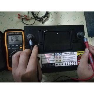 Free Maintenance Car Battery Din45