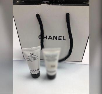 Chanel CC Cream #20 sample
