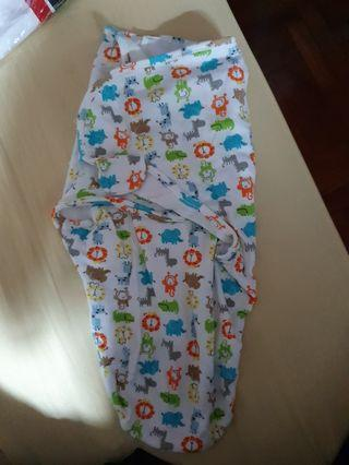 🚚 Swaddle me instant swaddle