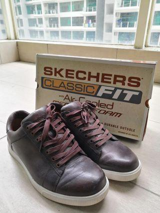 skechers shoes(99% New)