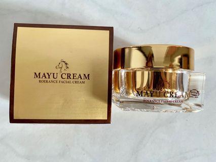🚚 Jeju Facial Cream (Mayu Cream)