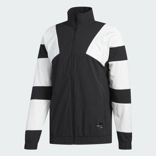 adidas EQT Bold 2.0 Track Jacket 男款 黑色 黑白 外套 夾克 CE2234