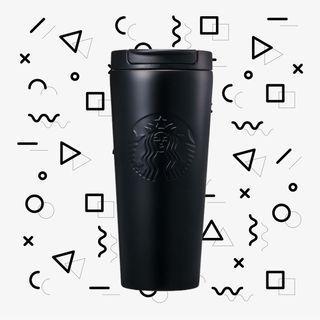 New Limited Edition Starbucks Black Matte Tumbler