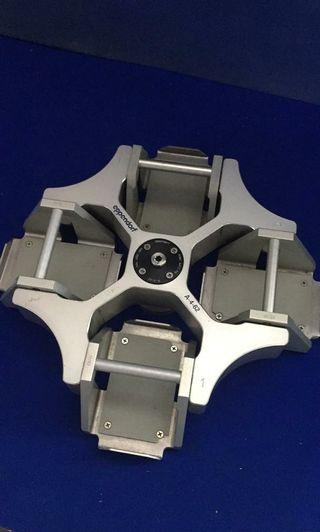 Eppendorf A-4-62 Swing Bucket Centrifuge Rotor @$250 each