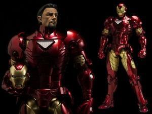 Sentinel Armorize Iron Man Metallic