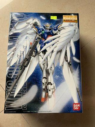 高達模型 Wing Gundam Zero MG