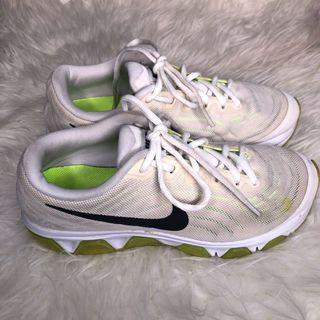 nike air max fitsole tailwind 6 neon green shoes sneakers
