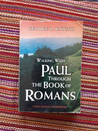 Walking with Paul Through The Book of Romans