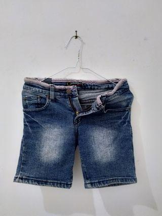 #mauvivo Denim Shorts