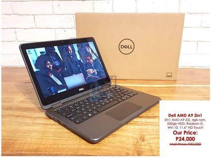 Dell 3185 amd9