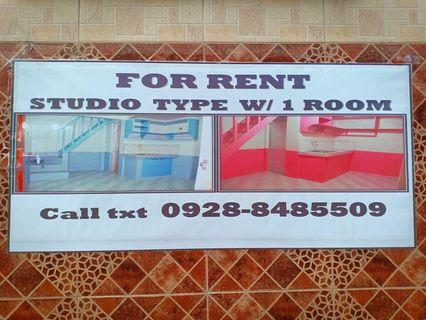 APARTMENT FOR RENT STO NINO 4A MEYCAUAYAN