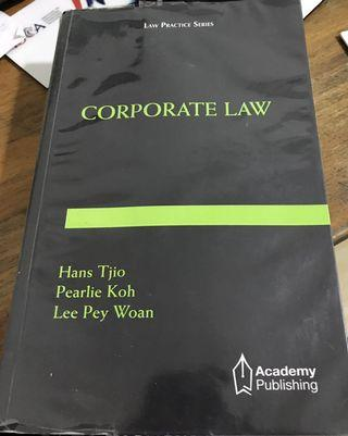 Corporate Law by Pearlie Koh