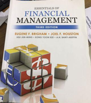 Essentials of Financial Management (3rd Ed)