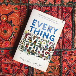 🚚 Everything Everything by Nicola Yoon